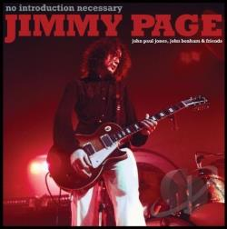 Page, Jimmy - No Introduction Necessary CD Cover Art