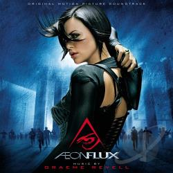 Aeon Flux - Aeon Flux CD Cover Art