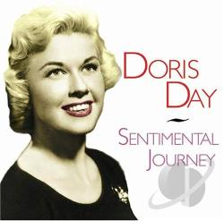 Day, Doris - Sentimental Journey CD Cover Art