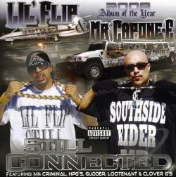 Lil' Flip - Still Connected CD Cover Art