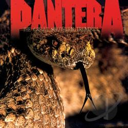 Pantera - Great Southern Trendkill LP Cover Art
