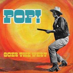 Pop! Goes the West CD Cover Art