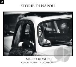 Beasley / Ensemble Accordone / Morini - Storie di Napoli CD Cover Art