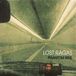 Lost Ragas - Phantom Ride DB Cover Art