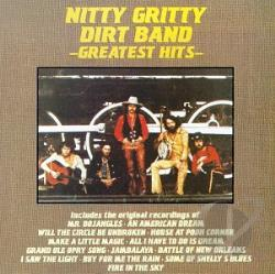 Nitty Gritty Dirt Band - Greatest Hits CD Cover Art