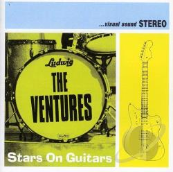 Ventures - Stars on Guitars CD Cover Art