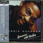 Hancock' Herbie - Jammin With Herbie CD Cover Art