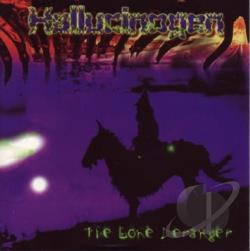 Hallucinogen - Lone Deranger CD Cover Art