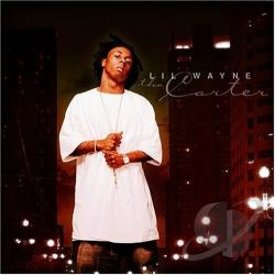Lil Wayne - Tha Carter CD Cover Art