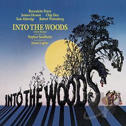 Into the Woods CD Cover Art