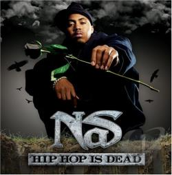 Nas - Hip Hop Is Dead CD Cover Art