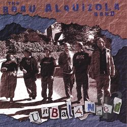 Alquizola, Beau Band - Unbalanced CD Cover Art