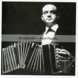 Piazzolla, Astor - Coleccion CD Cover Art