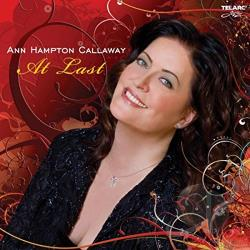 Callaway, Ann Hampton - At Last CD Cover Art