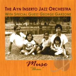 Ayn Inserto - Muse CD Cover Art