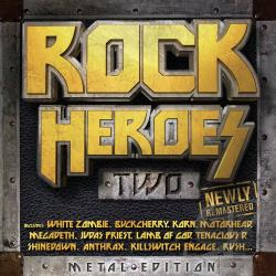 Rock Heroes, Vol. 2: Metal Edition CD Cover Art