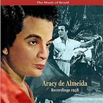 De Almeida, Aracy - Music of Brazil / Aracy de Almeida / Recordings 1958 DB Cover Art