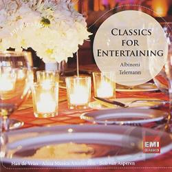 Classics For Entertainment - Classics for Entertaining CD Cover Art