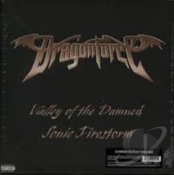 Dragonforce - Valley Of The Damned CD Cover Art