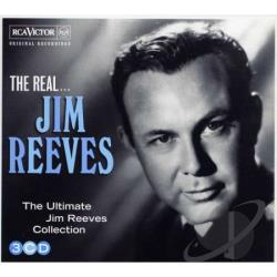 Reeves, Jim - Real Jim Reeves CD Cover Art