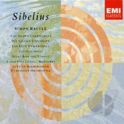 Sibelius, J. - Sibelius: The Seven Symphonies CD Cover Art