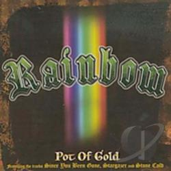 Rainbow - Pots of Gold CD Cover Art