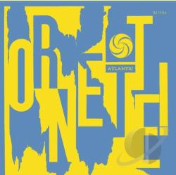 Coleman, Ornette - Ornette! CD Cover Art