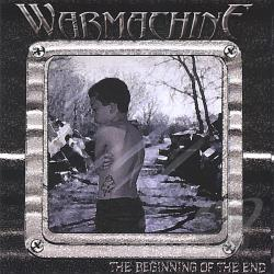 War Machine - Beginning of the End CD Cover Art