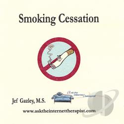 Gazley, Jef - Stop Smoking Hypnosis CD Cover Art