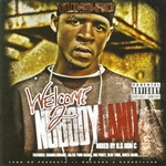 Yung Ro - Welcome 2 Nobodyland CD Cover Art
