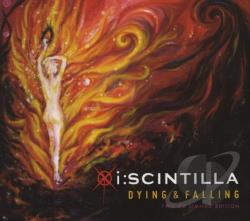I:Scintilla - Dying & Falling CD Cover Art