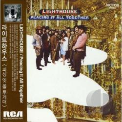 Lighthouse - Peacing It All Together CD Cover Art