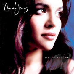 Jones, Norah - Come Away with Me LP Cover Art