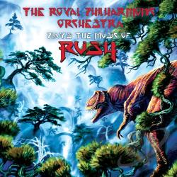 Royal Philharmonic Orchestra - Plays the Music of Rush CD Cover Art