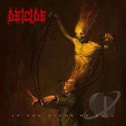 Deicide - In the Minds of Evil CD Cover Art