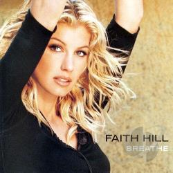 Hill, Faith - Breathe CD Cover Art