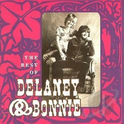 Delaney & Bonnie - Best of Delaney & Bonnie CD Cover Art
