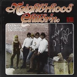Neighb'rhood Childr'n - Long Years in Space CD Cover Art