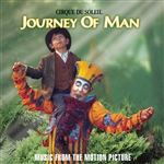 Cirque Du Soleil - Cirque du Soleil: Journey of Man CD Cover Art