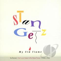 Getz, Stan - My Old Flame CD Cover Art