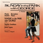 Patinkin, Mandy / Peters, Bernadette - Sunday in the Park with George CD C