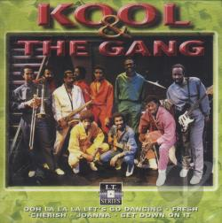 Kool & The Gang - Celebration CD Cover Art