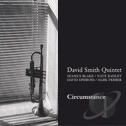 Smith, David - Circumstance CD Cover Art
