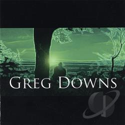 Downs, Greg - Greg Downs CD Cover Art