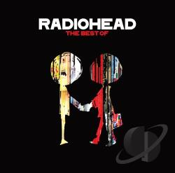 Radiohead - Best Of Radiohead CD Cover Art