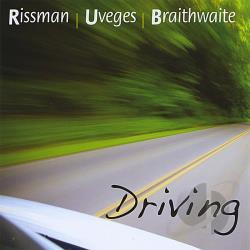 Rissman, Susan - Driving CD Cover Art