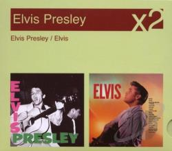 Presley, Elvis - Elvis Presley/Elvis CD Cover Art