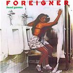 Foreigner - Head Games DB Cover Art