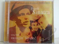 Sinatra, Frank - Songs for Swingin' Lovers! CD Cover Art