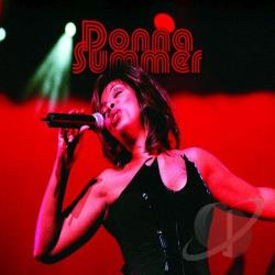 Summer, Donna - Encore CD Cover Art